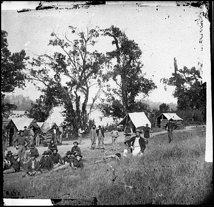 Civil War Photos and Images-Medical and Hospital